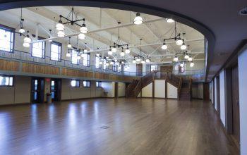Dorsey Hall Gymnasium