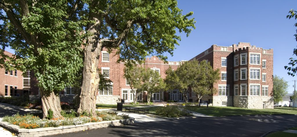 Missouri Hall: Certified LEED Silver