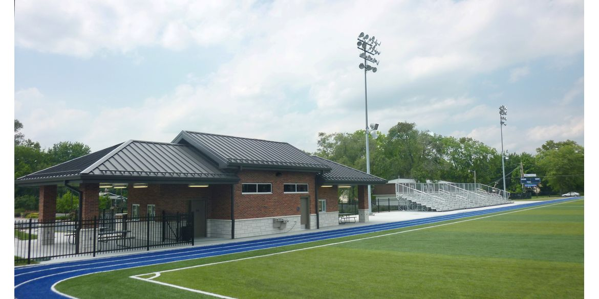 3 – Concessions and Bleachers – RF