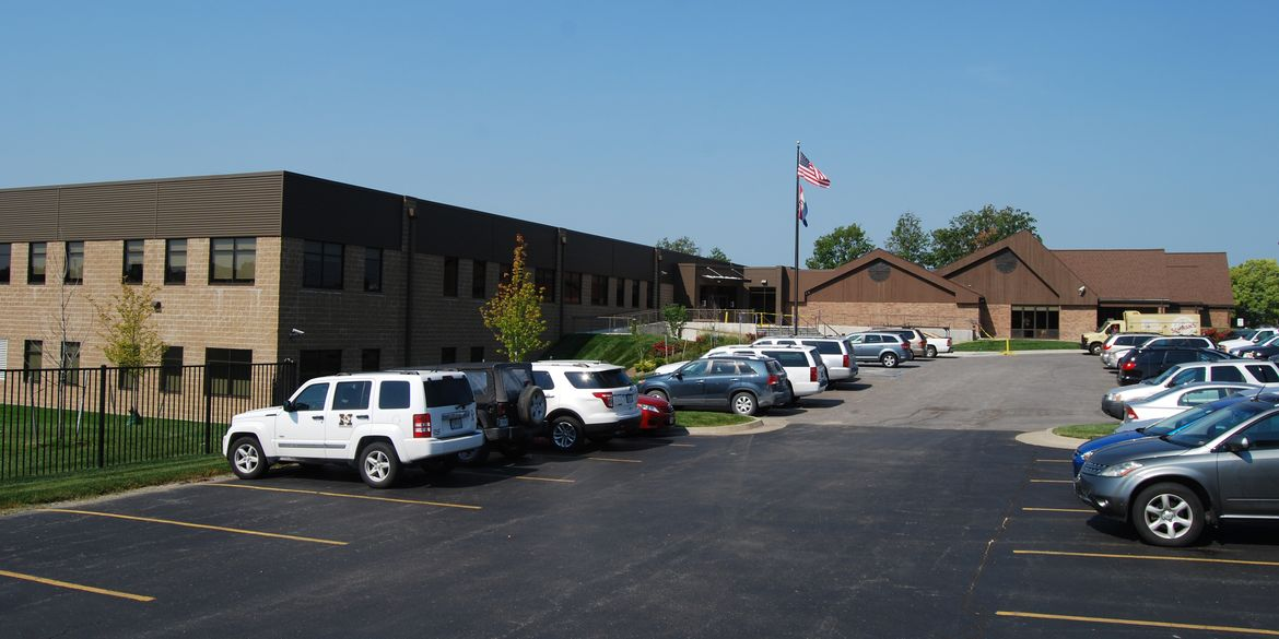 CPS – Admin Building Addition – ext. 1 – RF