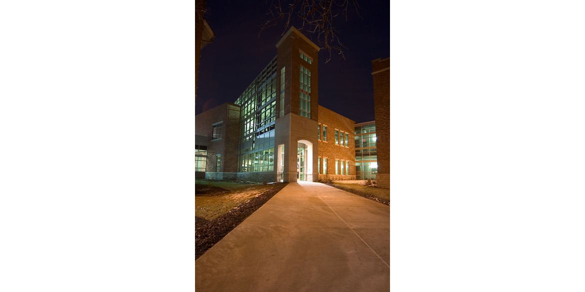 Columbia College – Atkins Holman Student Commons – ext. 1 – RF