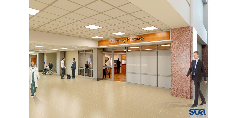 MU University Hospital – Patient & Family Services – int. 1 – RF