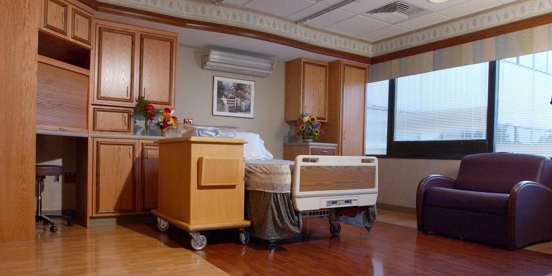 MU W&C Birthing Center 1 – RF