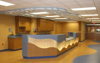 Pediatric Short Stay & Children's Blood Disorders & Cancer Unit