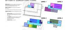 Keene Clinic – 4 – Conceptual Plans