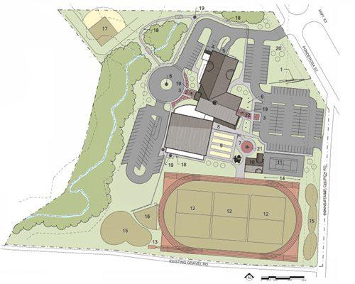 SOMO Site Plan