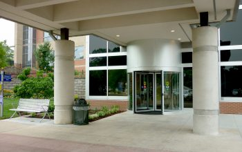 Outpatient Services Entrance