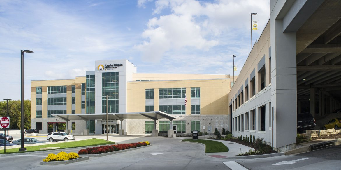Capital Region Medical Center – ext. 1