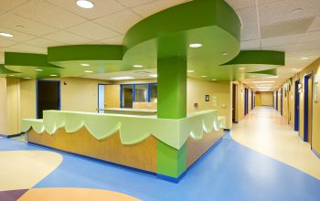 5th Floor Pediatric and Adolescent Unit