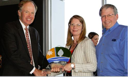 Proud Winner of Mayor's Climate Protection Agreement Award!