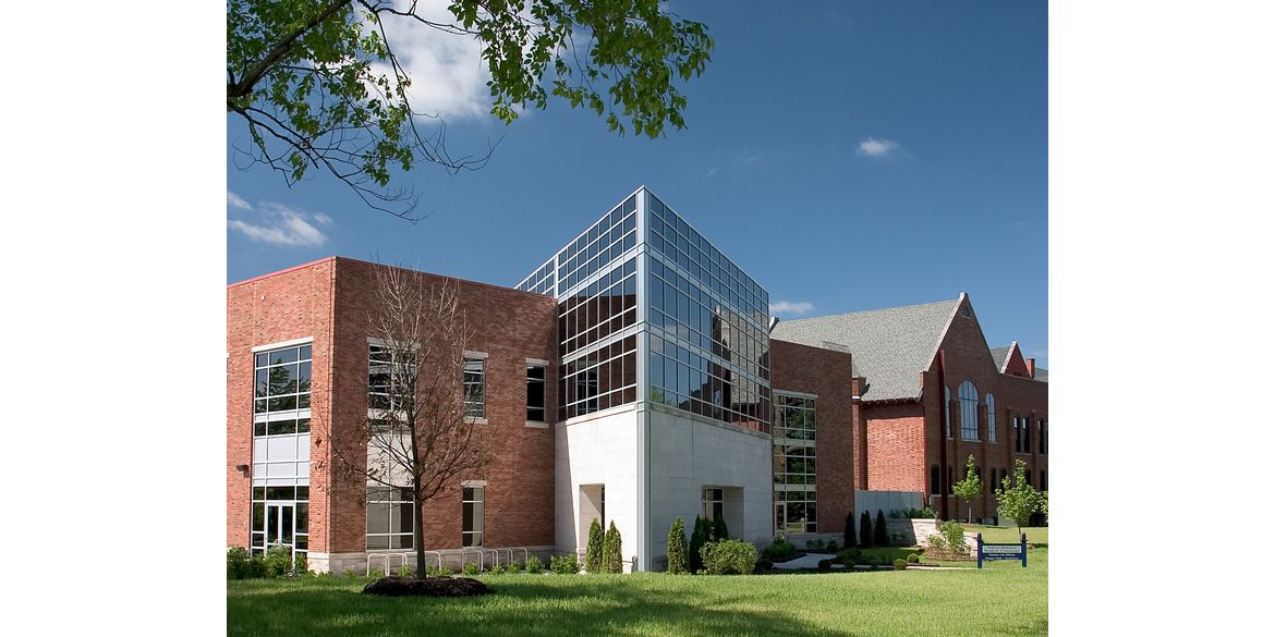Columbia College – Atkins Holman Student Commons – ext. 2 – RF