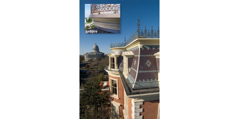 Missouri Gov Mansion – ext. 2 – RF