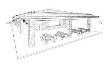 Gans Creek Concessions & Restrooms