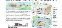 Keene Clinic – 3 – 3D Massing